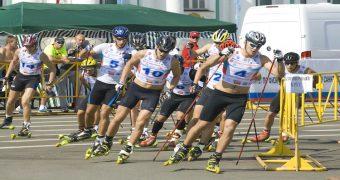 Ski-rollers